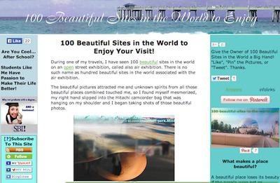 100-Beautiful-Sites-in-the-World.Com