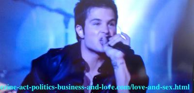 A Crush on Someone: Eddie Duran (Cody Longo) Singing for Love in Hollywood Heights