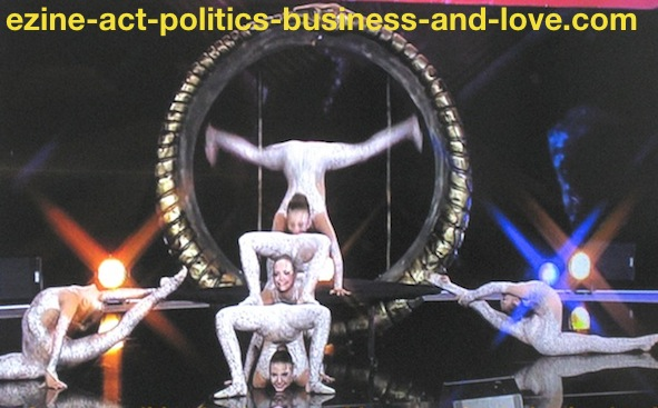 Aerobics Classes and Acrobatic Shows to Release and Elevate Energies, Raise the Soul, Fit the Body and Improve Life.
