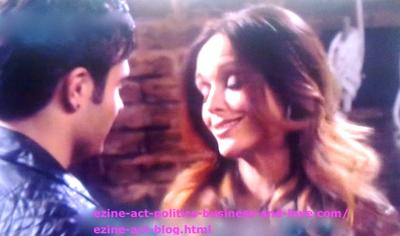 Flashback: Eddie Duran (Cody Longo) and his Rock Star Mom Speaking to him about Real Love.