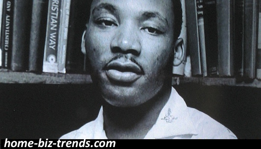 home-biz-trends.com - Blogger: Martin Luther King was Born in 15 January 1929. DISC: Martin Luther King.