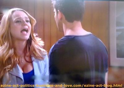 Phil Sanders (Robert Adamson) and Adriana Masters (Haley King) are Two Kids in Love, But They Don't Know what Life is in Hollywood Heights.