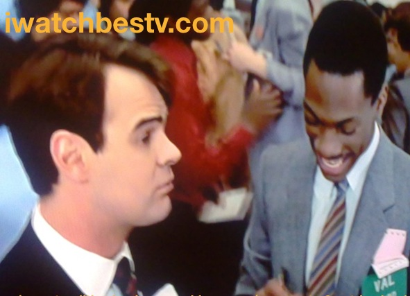Ezine Acts Advertising: New York Stock Market Exchange, Eddie Murphy and Dan Aykroyd Controlling the Market, in the Movie Trading Places.