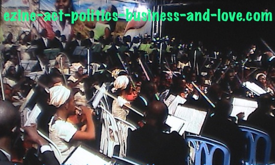 Ezine Acts African Art: African Choral Music, African Music Art.