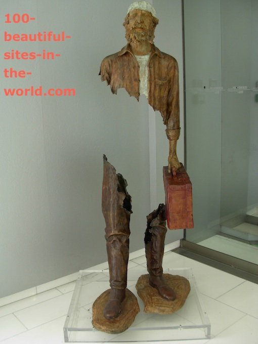 Ezine Acts Art Links, French arts, French sculpture, Paris, France.