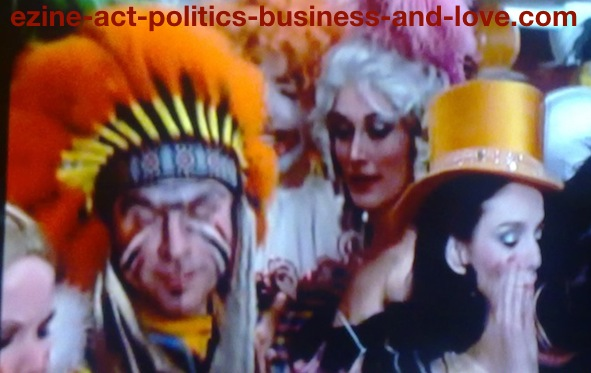 Ezine Acts Business: A Business Focused on One Topic is Always Better Even about One Movie, Such as Trading Places.