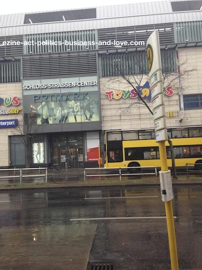 Ezine Acts Business: Berlin, Germany, Big Businesses, Schloss Strassen Center.