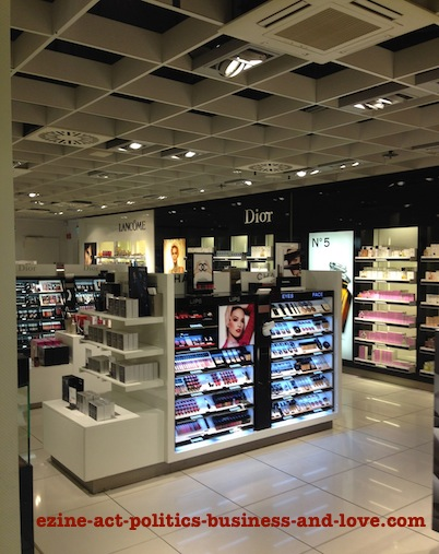 Ezine Acts Business Financing: Dior Section, Business Centre, Berlin, Germany.