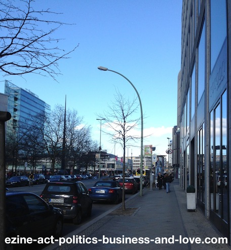 Ezine Acts Business: Top German Architectural Business, Berlin, Germany.
