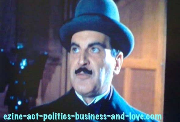 Ezine Acts Freelance Photography: David Suchet, Hercule Poirot, Fictional Belgian Detective.