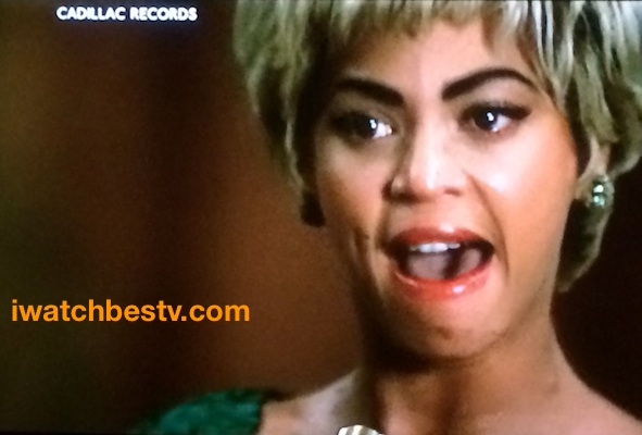 Ezine Acts Music: Beyonce Knowles playing as Etta James in the movie Cadillac Records.