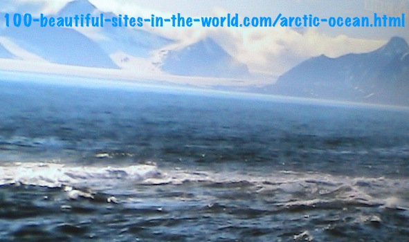 Ezine Acts Photography: Arctic Circle Melting.