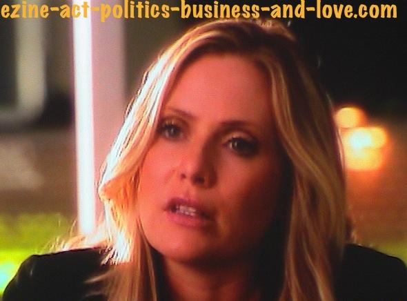 Ezine Acts Photography: Emily Mallory Procter in Criminal Scene Investigation, CSI Miami TV Series.