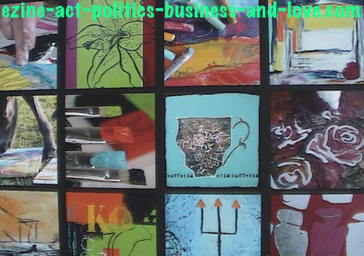 Malerier: Paintings by Danish painters on the Ezine Acts Network to learn how to make a living painting.