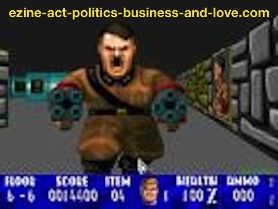 Ezine Acts Video Games: Wolf 3D.
