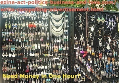 Garage Sale: Made Easy Jumble Sale at the Ezine Acts Garage Sale.