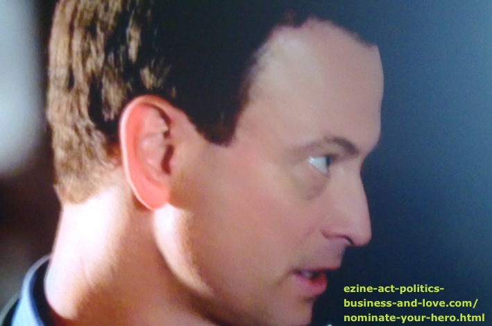 Nominate Your Hero: Gary Sinise, Mac Taylor, CSI New York