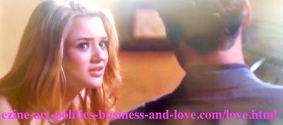 Don Masters trying to solve parental love problems with his daughter Adriana Masters in Hollywood Heights.