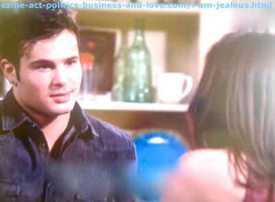 Eddie and Loren in Love and Passion for Music on Hollywood Heights.