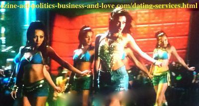 Getting into love momentum dancing!