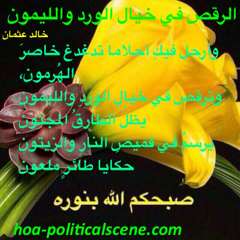 home-biz-trends.com - Love and Romance: in poems by poet and journalist Khalid Mohammed Osman, such as