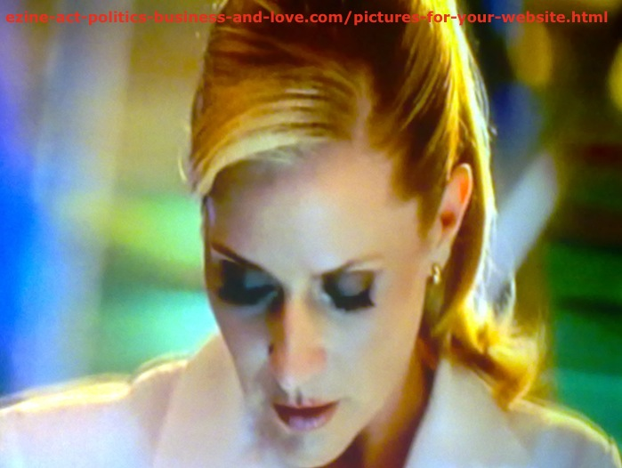 Pictures for Your Website, Emily Procter, Calleigh Duquesne in CSI Miami