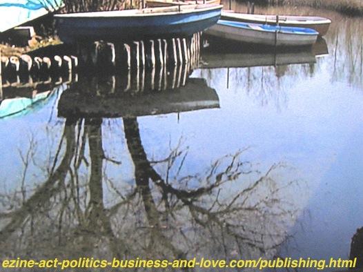 Publishing Photos, Books, Webpages, Videos, etc