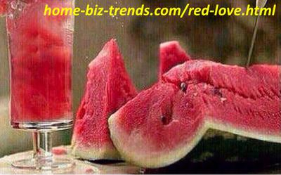 home-biz-trends.com/red-love.html - Red love is sweet as red melon from the inside.