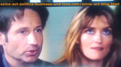 Love Does not Exist, as She Wants - Kern (Natascha McElhone) and Hank Moody (David Duchovny) on Californication.