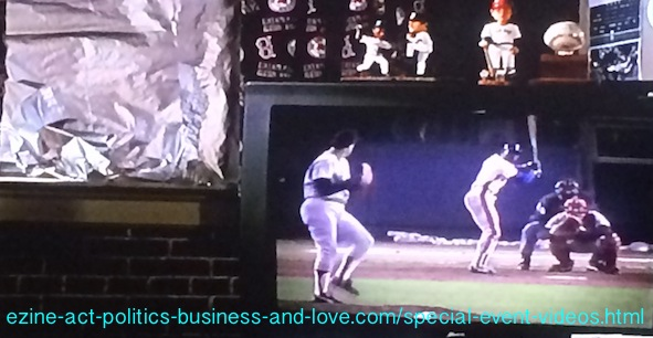 Special Event Videos: Baseball Love in Fever Pitch.