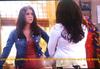 Hollywood Heights: Loren Tate (Brittany Underwood) Asking Her Best Friend Melissa Sanders (Ashley Holliday) for Advices to Relief Her from the Pain of Love, When Chloe Carter (Cynthia Kowalski) Tried to Hurt Her.