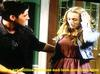 Adriana Masters (Haley King) and Phil Sanders (Robert Adamson) when some love problems happened in Hollywood Heights.