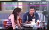 Eddie Duran (Cody Longo) Visited Loren Tate (Brittany Underwood) at her Work to Enjoy his Time and Give her More Popularity, as a New Talented Girl in Hollywood Heights.
