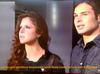 Eddie Duran and Loren Tate Enjoying Deep Feeling of Love at the Sunset in Hollywood Heights.