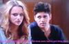 Adriana Masters (Haley King) and Phil Sanders (Robert Adamson) Thinking of What to Do to Solve Their Financial Problems in Hollywood Heights.