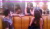 Eddie Duran (Cody Longo), his Love Loren Tate (Brittany Underwood) and Kelly (Yara Martinez) in Hollywood Heights.