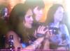 Accompanied by her Love Adam (Nick Krause), Melissa Sanders (Ashley Holliday) Recorded the Duet of her Best Friend Loren Tate and her Lover Eddie Duran (Cody Longo).