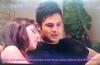 Eddie Duran (Cody Longo) and Loren Tate (Brittany Underwood) in Love in Hollywood Heights.