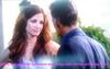 Nora Tate (Jama Williamson) and Don Masters (Grayson McCouch) in Love Before They Breakup in Hollywood Heights.