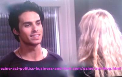 During Troublesome Relationship, Tyler Rorke (Justin Wilczynski) Told Chloe Carter's Mom that Chloe is a Disease!