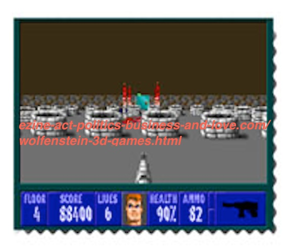 Wolfenstein 3D Games, Spear of Destiny
