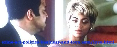 Love and Music the movie Cadillac Records.