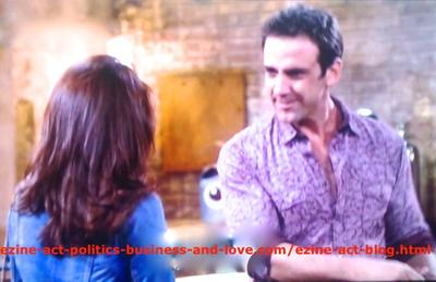 Max Duran (Carlos Ponce) Told Loren Tate that Her Video is Outstanding, in Hollywood Heights.