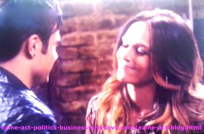 Flashback: Eddie Duran (Cody Longo) and his Rock Star Mom Talking about Real Friendship.