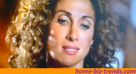 home-biz-trends.com - Bright Letters and Polite Touches: Melina Kanakaredes, as Stella Bonasera in CSI NY has Bright Letters and Polite Touches in the TV Series.