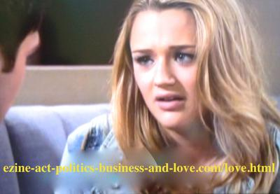 Adriana Masters (Haley King) worried because she got pregnant from Phil Sanders (Robert Adamson) while they are both at school and depend on their parents. The real mistake in a female student life.