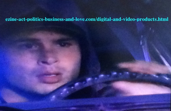 Digital and Video Products: Eddie Duran While Escaping in Hollywood Heights.