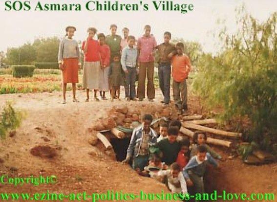 Ezine Act 51: SOS Asmara Children Village.