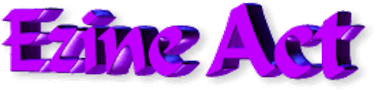 Ezine Act 61: Ezine Act Political Newsletter Logo.