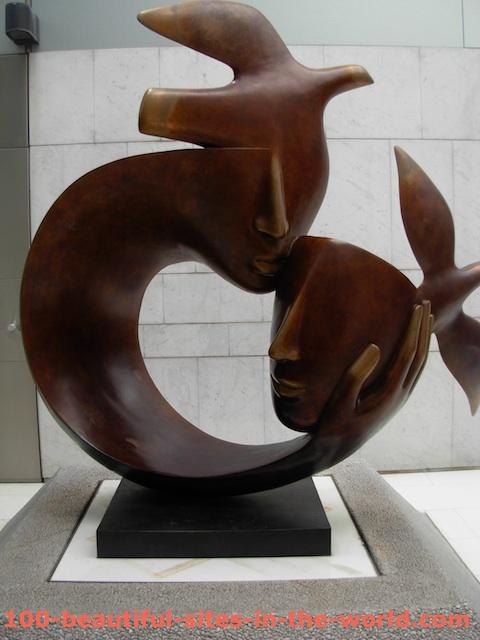 Ezine Acts Art and culture: French sculpture, Paris, France.
